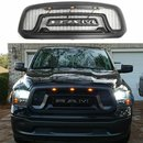 Grill Mesh Rebel Style Honeycomb Bumper Dodge Ram 1500...